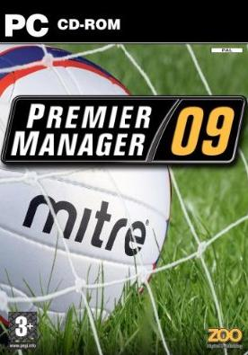 Descargar Premier Manager 09 [English] por Torrent